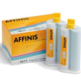 Affinis Fast Regular Body 2x50ml