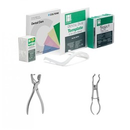 Gloss finish Standard Kit (without Punch & Forceps)
