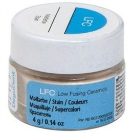 Low Fusing Ceramic LFC Stain 23 Black 4g
