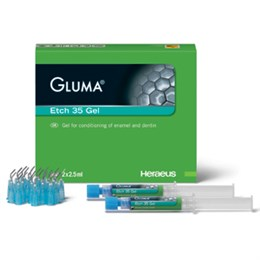 Gluma Etch 35 gel 2x2,5ml
