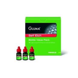 Gluma Self Etch 3x4ml