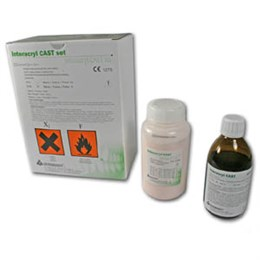 Interacryl Cast (3) 350gr+250ml