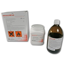 Interacryl Hot (10) 1000gr+500ml