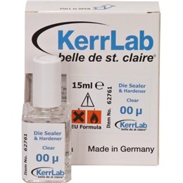 Distanční lak Die Sealer/Hardener 15ml