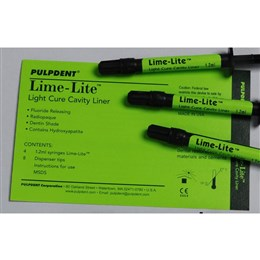 Lime Lite 4x1,2ml + 8kanyl