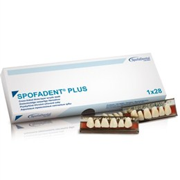 Zuby Spofadent Plus 1x28ks