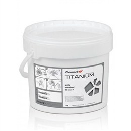 Titanium 5 kg + 2x indurent gel 60 ml